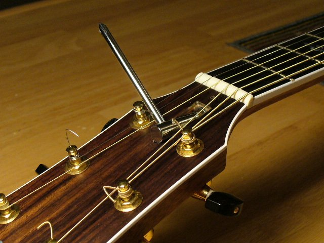 Page 5 Of A Step By Step Guide To Acoustic Steel String Guitar Setup